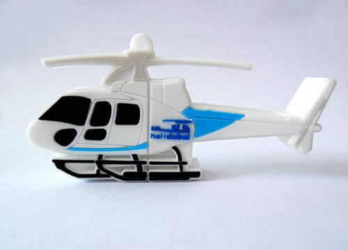 Helicopter USB drives