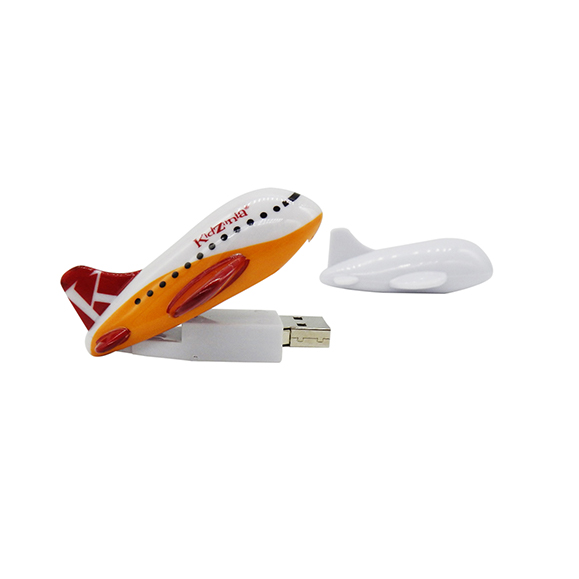 airplane USB drives