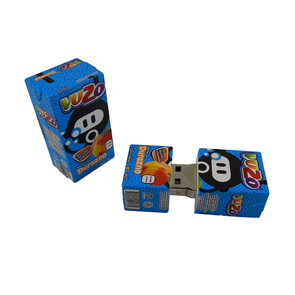 Custom USB with Water Transfer Printing