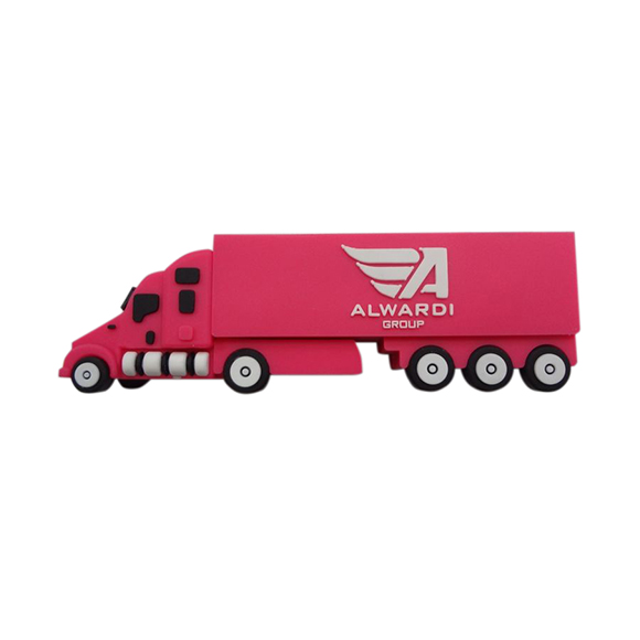 Customized Truck USB Flash Drive