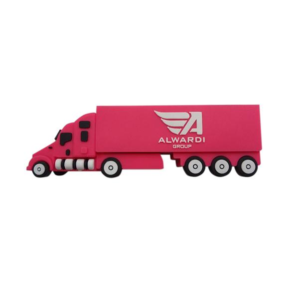 Customized Truck USB Flash Drive