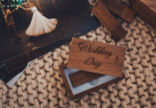 Wedding USB Drives